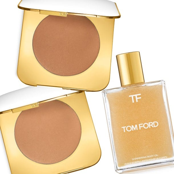 Tom Ford Summer 2015 Bronze