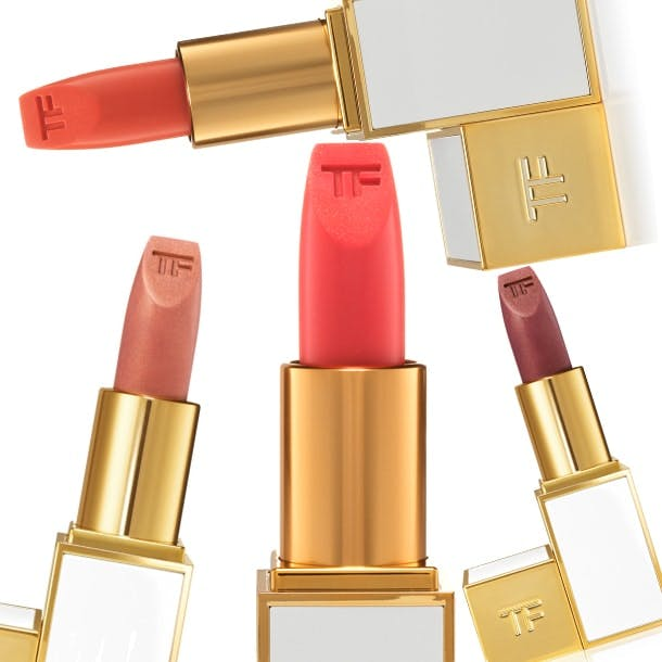 Tom Ford Summer 2015 Sheer Lips