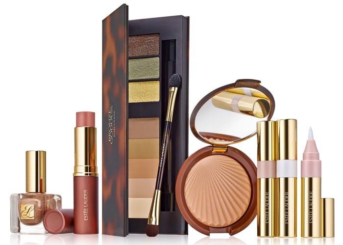Estee Lauder Bronze Goddess Makeup