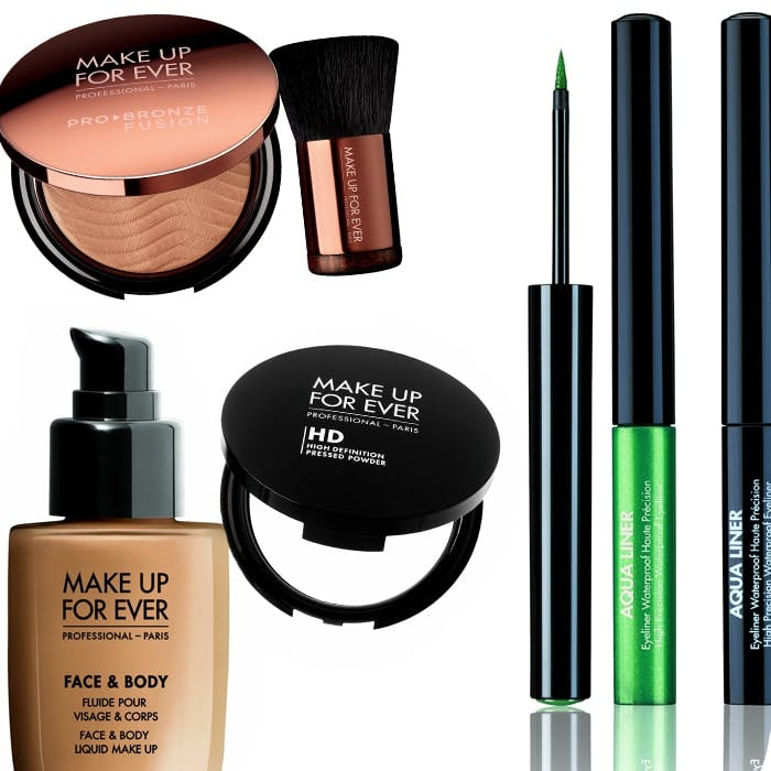 Make Up Forever at Debenhams