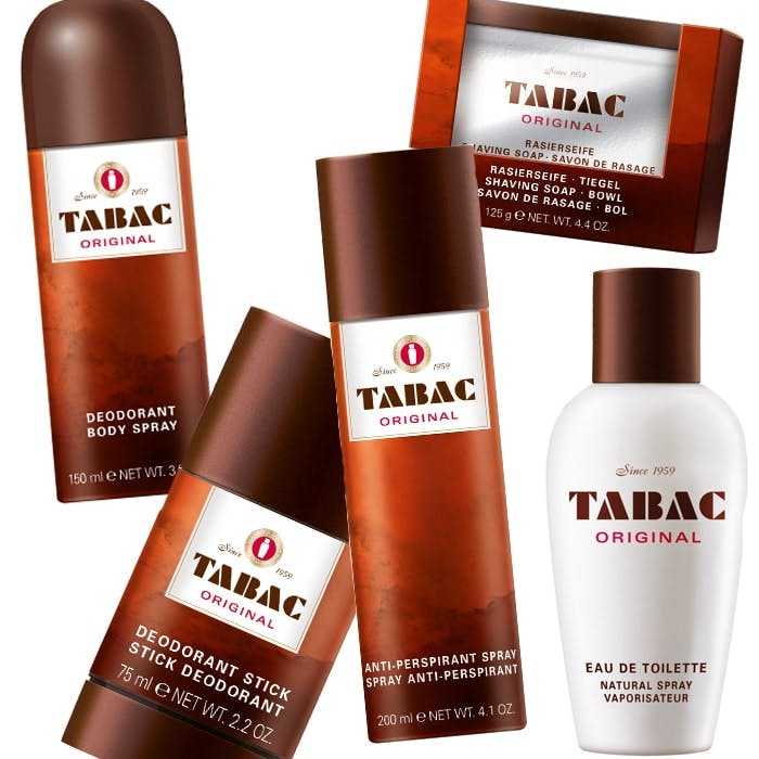 Father's Day Tabac range