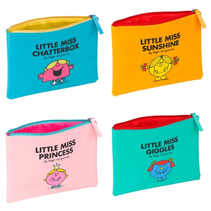 LIttle Miss Make Up Bags