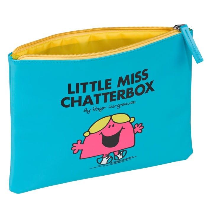 Little Miss Chatterbox makeup bag