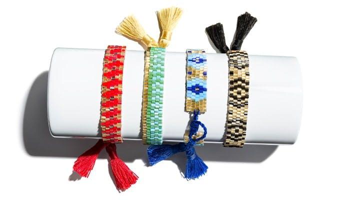 Clarins Online Offer Summer Bracelets