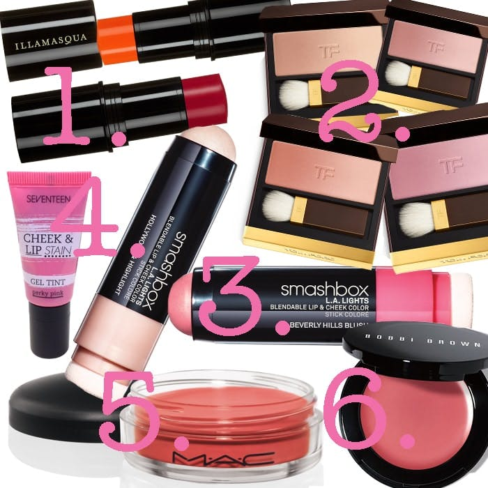 Multi Purpose Make Up Products