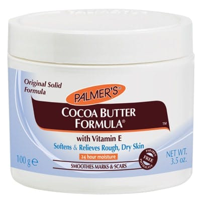 Palmer's Cocoa Butter makes fab After Sun