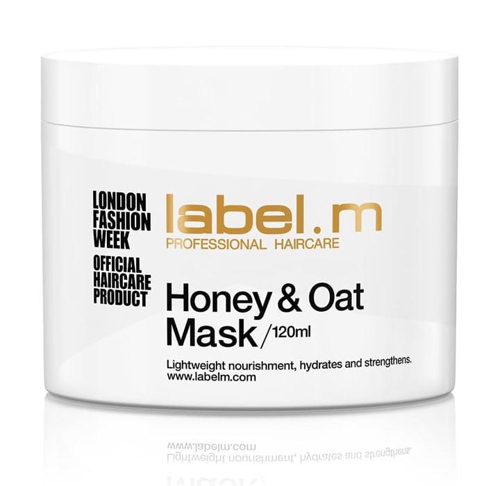 label.m Honey & Oat Mask