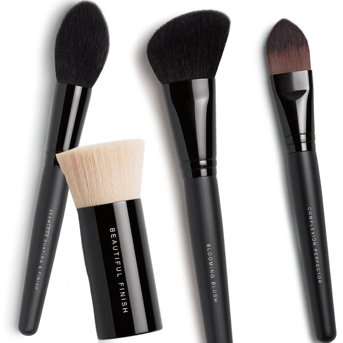 Bare Minerals New Brush Collection