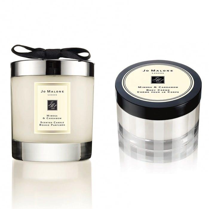 Jo Malone London Mimosa & Cardamom Candle and Body Creme