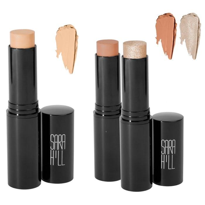 Sara Hill Foundation Stick and Highlight Kit