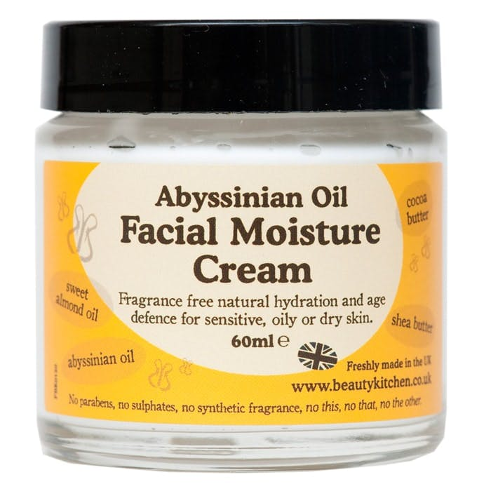 The Beauty Kitchen Abyssinian Oil Facial Moisture Cream