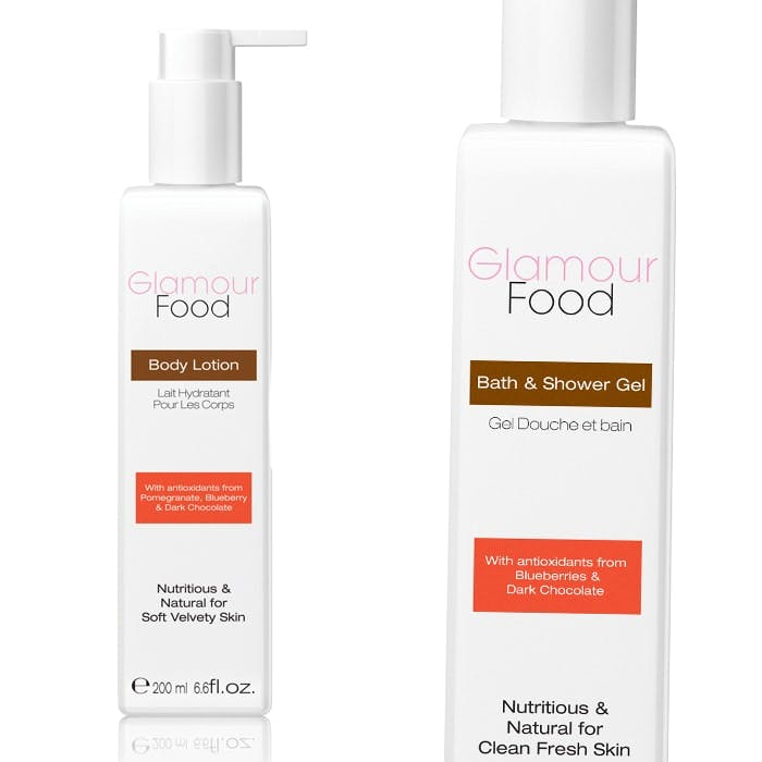 The Organic Pharmacy Glamour Food Body Products
