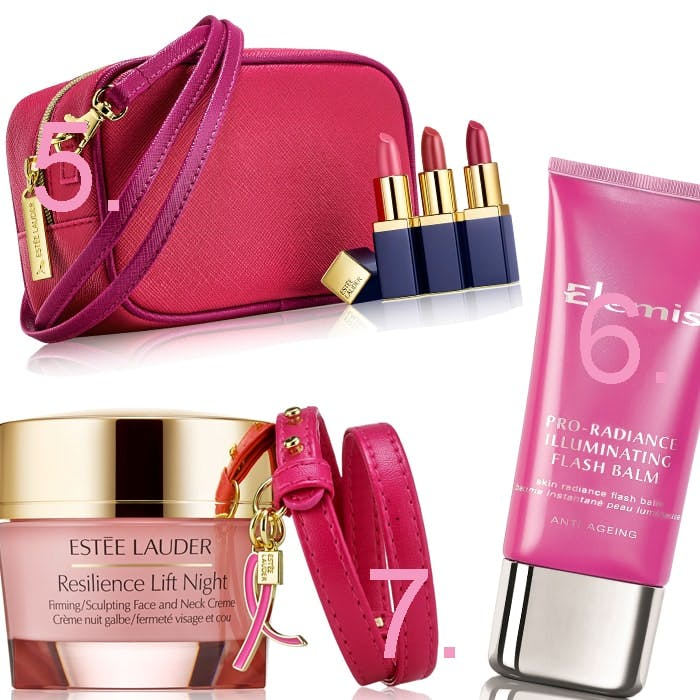 BCA Products from Lauder and Elemis