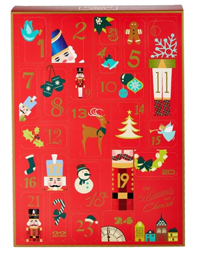 Arran Aromatics Advent Calendar