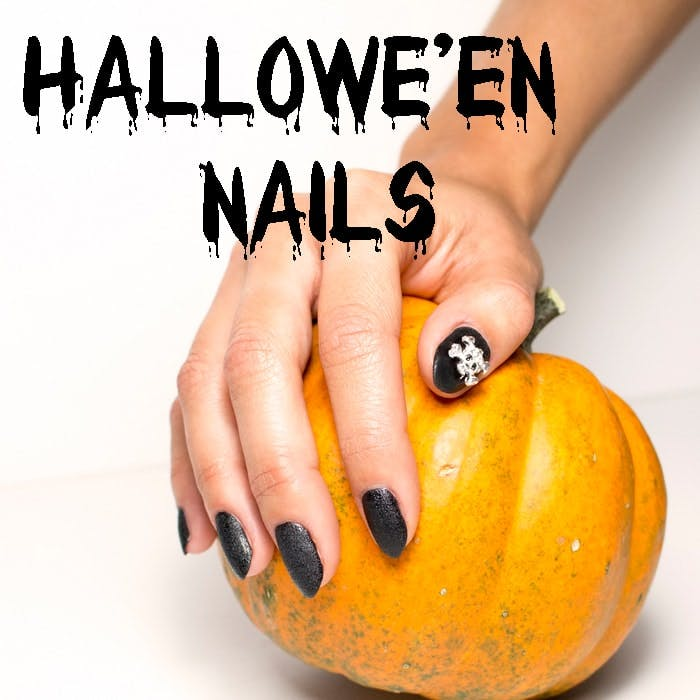 Halloween Nails from Nails Inc
