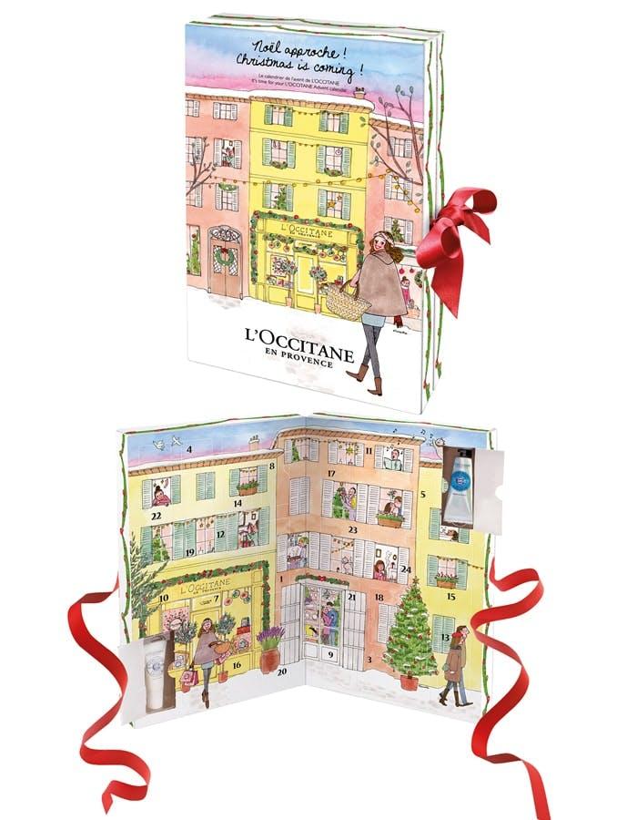 L'Occitane Beauty Advent Calendar