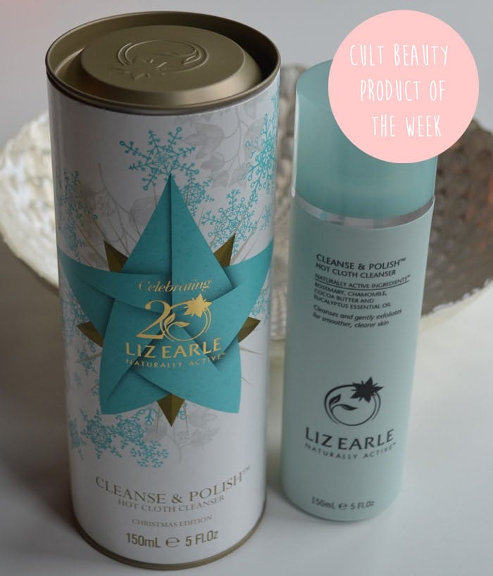 Liz Earle Cleanse & Polish Cult Beauty product
