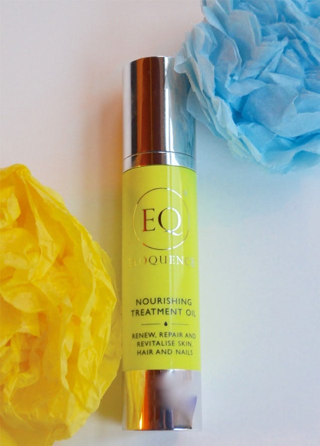 Eloquence Nourishing Treatment Oil