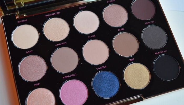 Gwen Stefani chose all the shades in her UD palette