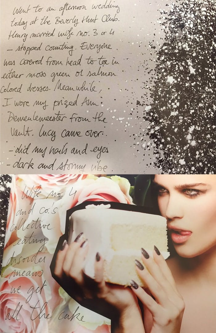 Smith & Cult Dirty Baby Diary Entry