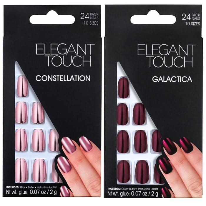Elegant Touch Space Age Nails