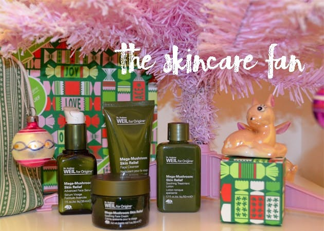 Origins Dr Weil Chistmas gift set for Skincare Fan