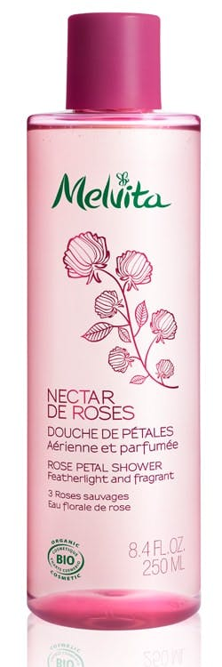 Melvita Rose Petal Shower gel