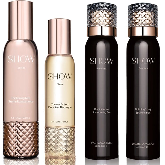 SHOW Beauty hair products