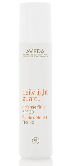 Aveda's new Daily Light Guard