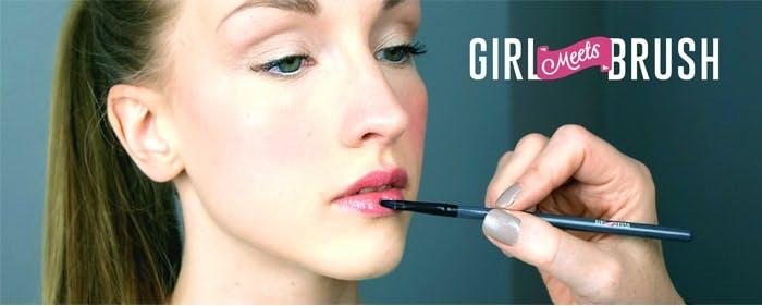 Girl Meets Brush makeup