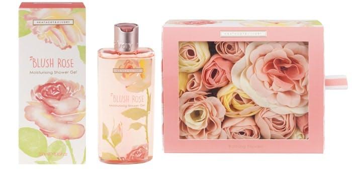 Heathcote & Ivory Blush Rose