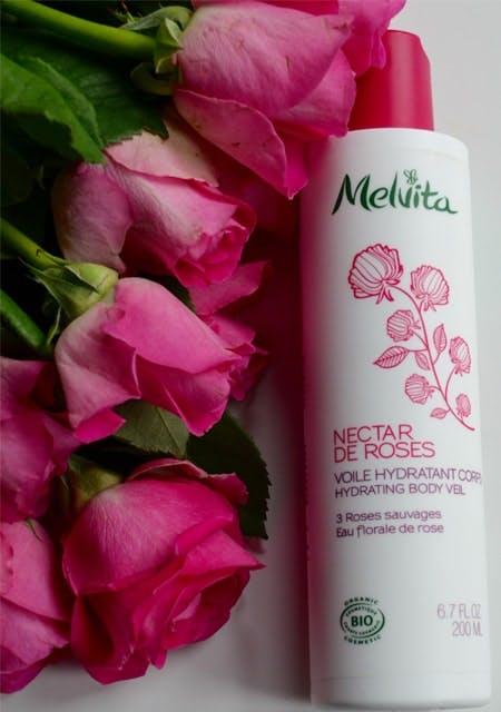 Melvita Nectar de Roses Body Veil
