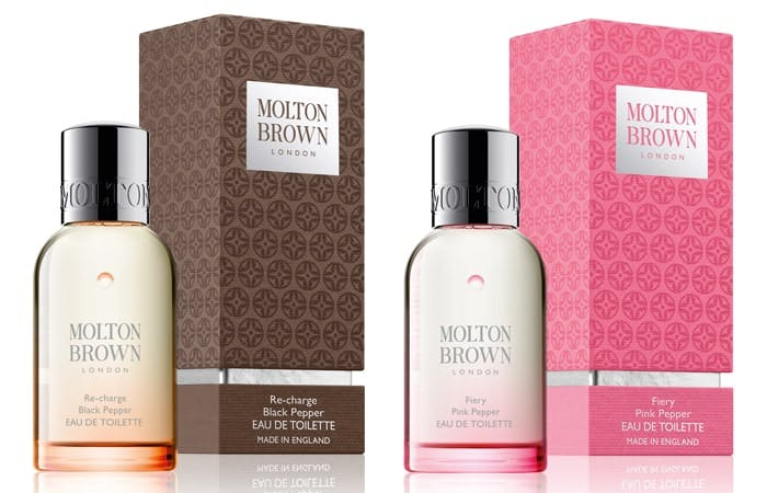 Molton Brown Peperry Fragrance Match!
