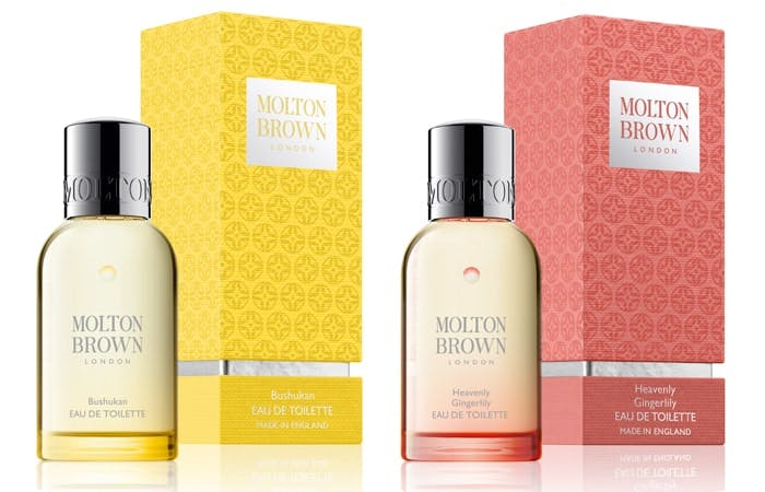 Molton Brown perfume matches