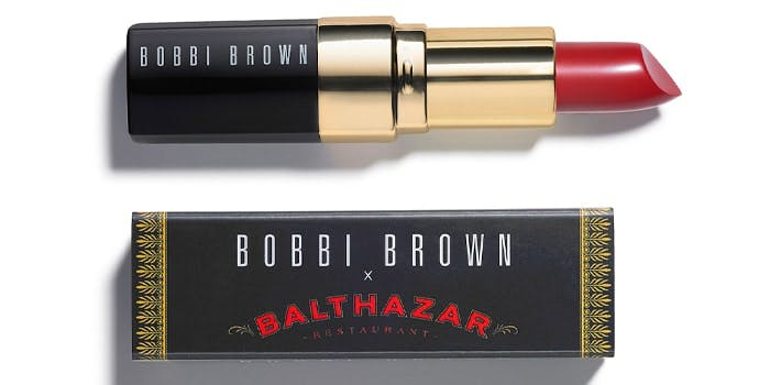 Bobbi Brown Balthazar Vintage Red Lipstick