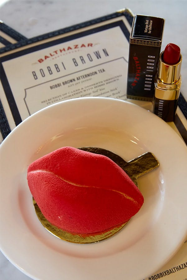 Bobbi BrownxBalthazar Afternoon tea