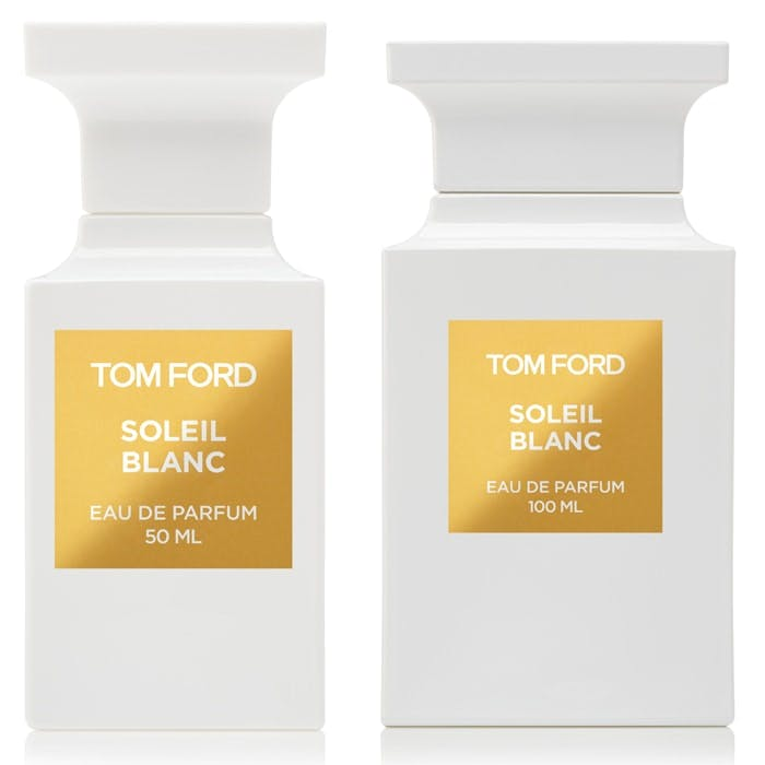 Tom Ford Private Bend Soleil Blanc 50ml and 100ml