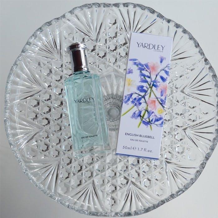 Yardley's English Bluebell