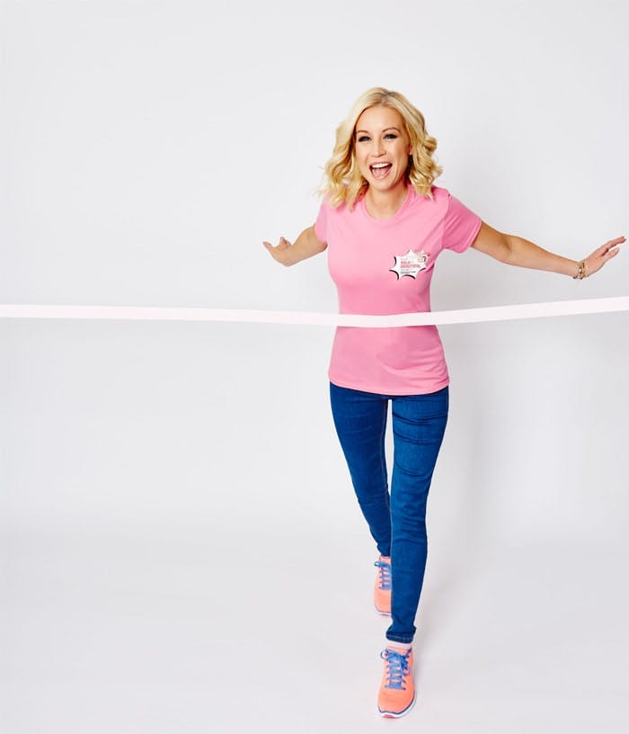 Denise Van Outfit Benefit Bold Is Beautiful Campaign Ambassador