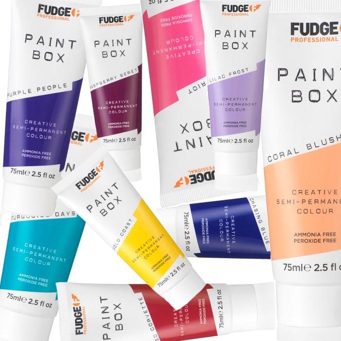 Fudge Paintbox Colours