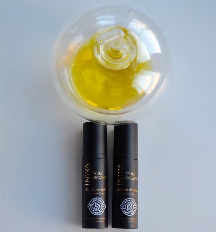 Inika Rosehip Oils