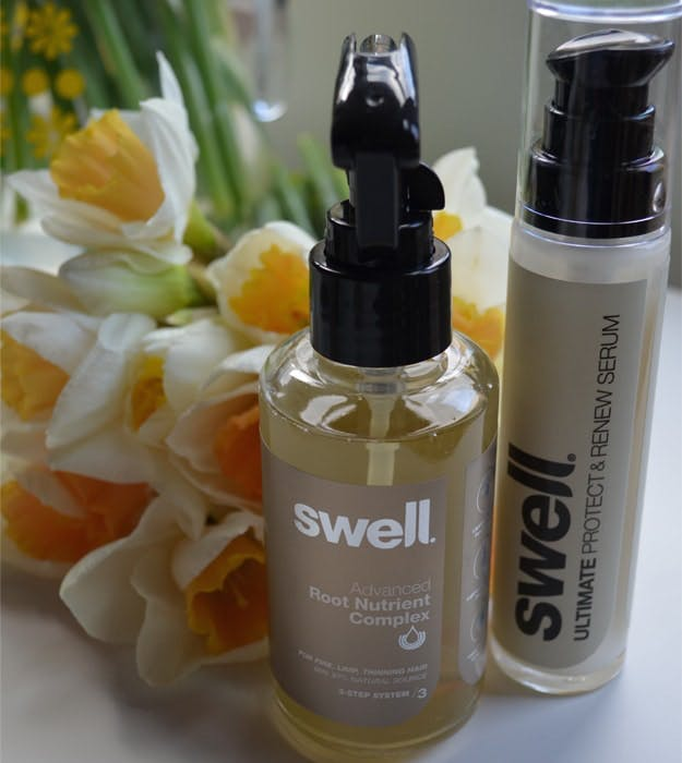 Swell Root Complex and Serum
