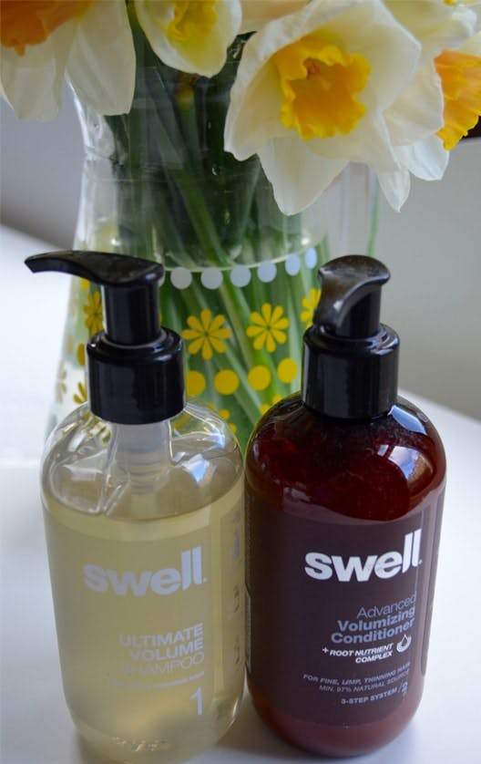 Swell Ultimate Volume Shampoo and Conditioner