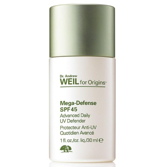 Dr Andrew Weil Origins Mega Defense SPF45