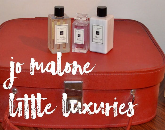 TRAVEL BEAUTY Jo Malone Little Luxuries