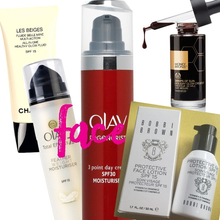 Summer Beauty Essentials for Face - Skincare