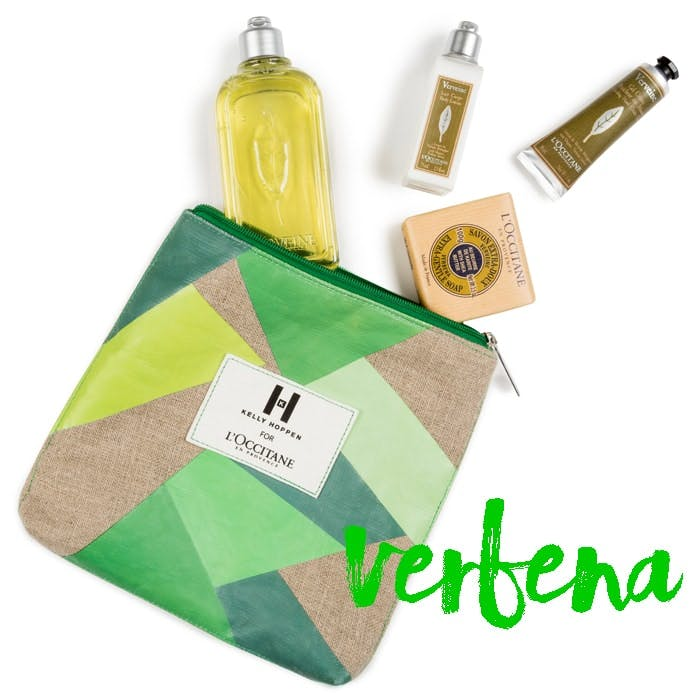 Kelly Hoppen for L'Occitane Verbena