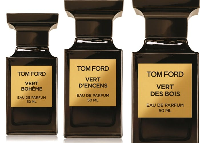Tom Ford Private Blend Vert Collections