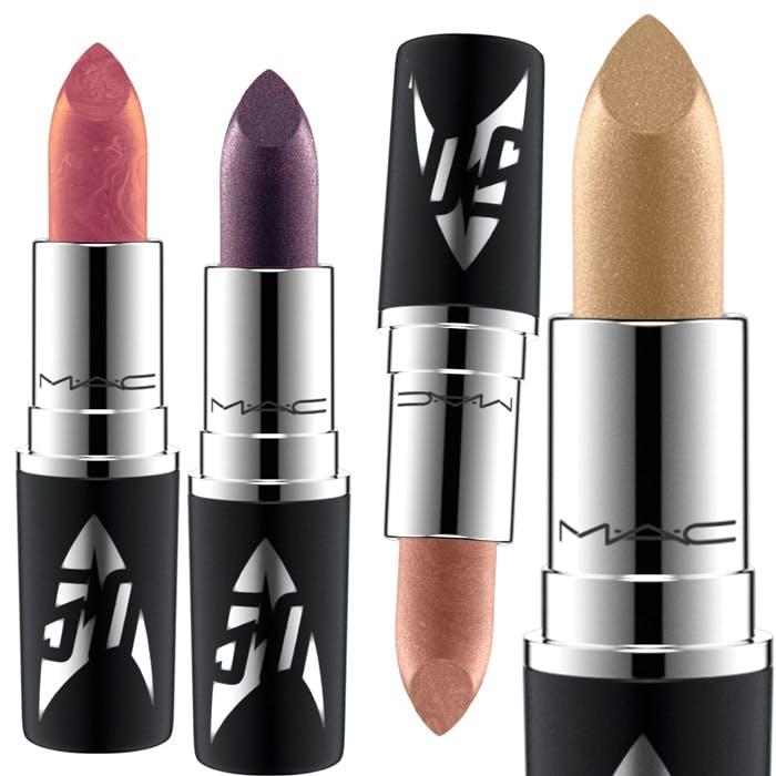 MAC Star Trek Lipstick