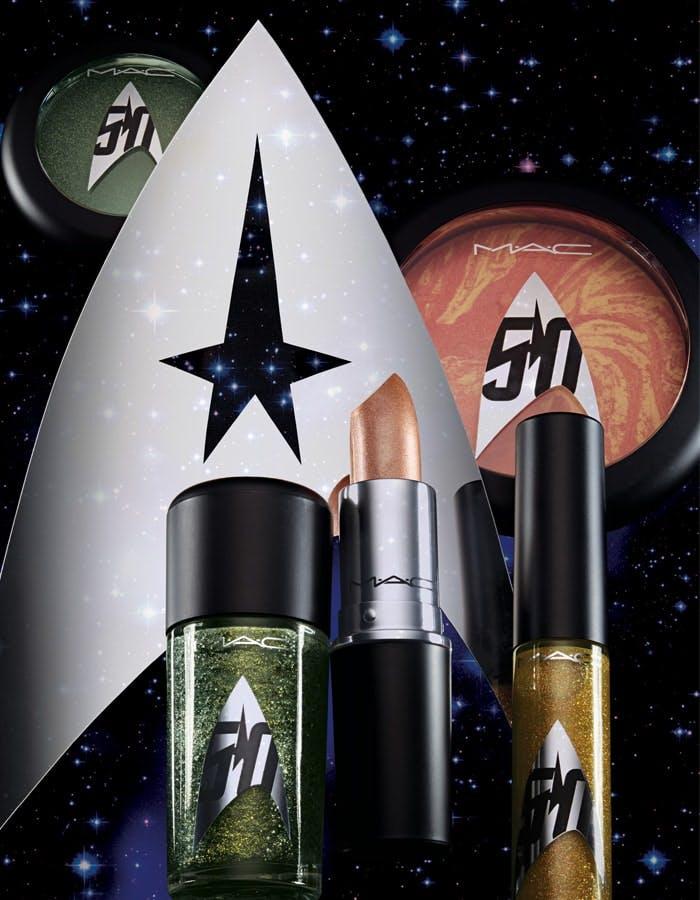 MAC x Star Trek